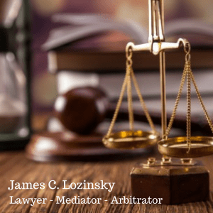 Do You Need a Lawyer? Give James Lozinsky a Call