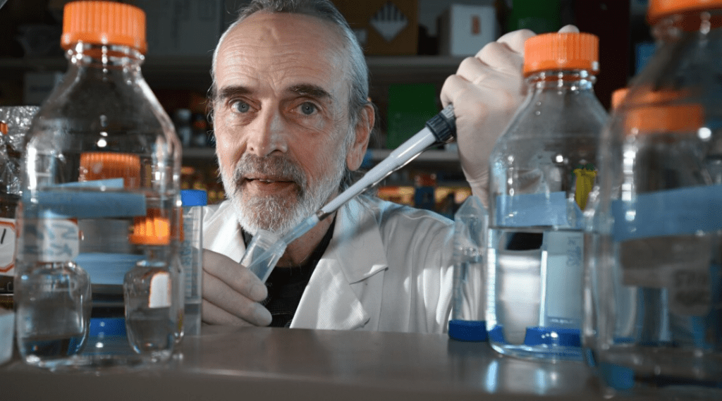 Widower's Search for Cancer Cure Takes Surprising Turn