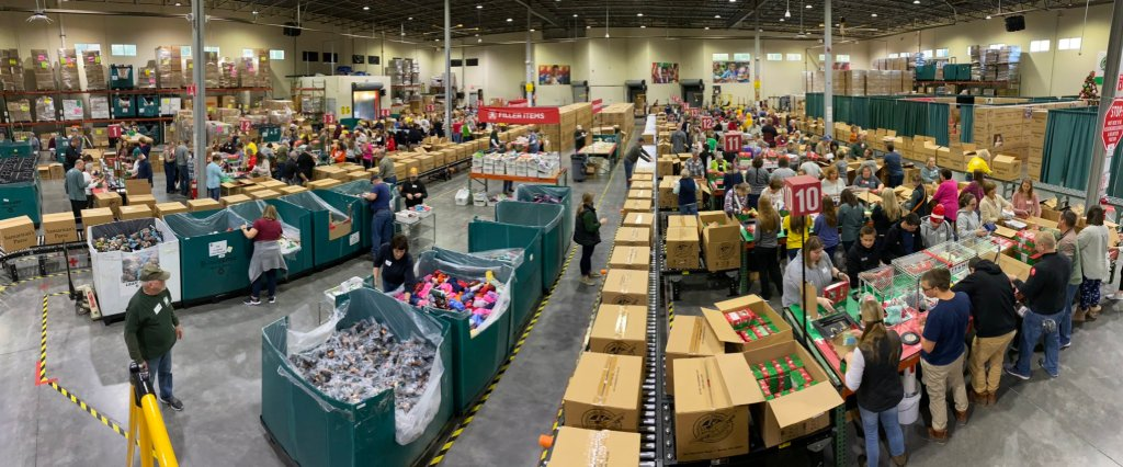 Canadians Can Keep Blessing Children Through Operation Christmas Child