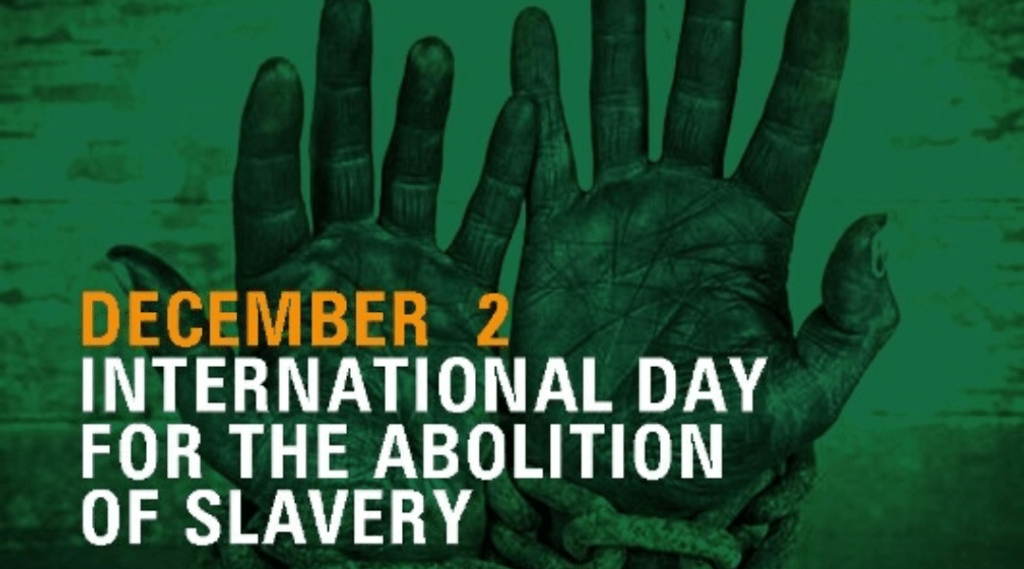Day for the Abolition of Slavery