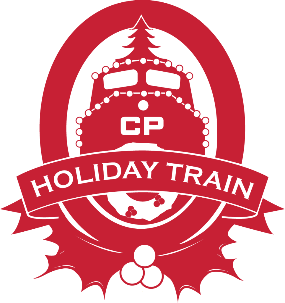 CP Holiday Train logo