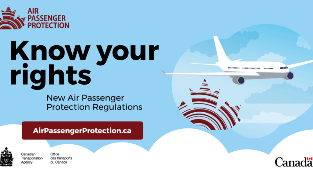New Provisions of Air Passenger Protection Regulations