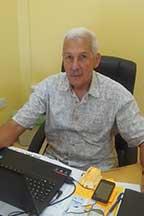 Pastor Adrian Banfield