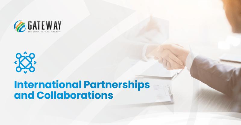 International Partnerships and Collaborations