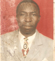 The Rev. Faye Pama Musa, slain at his home by suspected Islamic extremists on Tuesday (May 14). (PHOTO courtesy of CAN),