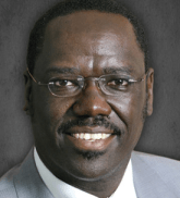 Oscar Muriu, Senior Pastor, Nairobi Chapel, Kenya -- one of the inspirational speakers at GLS 2013.