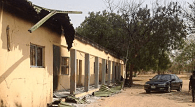 At least 58 students were killed after Islamic militants attacked Federal Government College, Buni Yadi, Yobe State. (PHOTO: citifmonline.com)