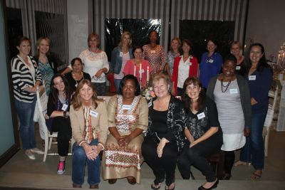 The first Becoming A Modern Day Princess leader training group in South Africa.