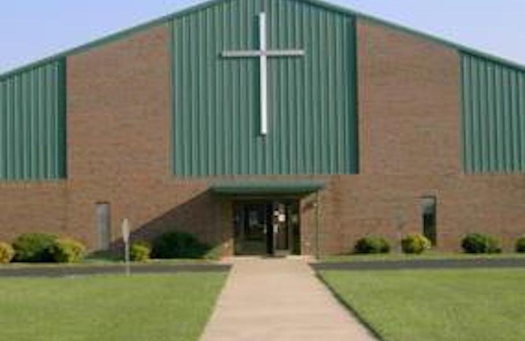 Church is. . .