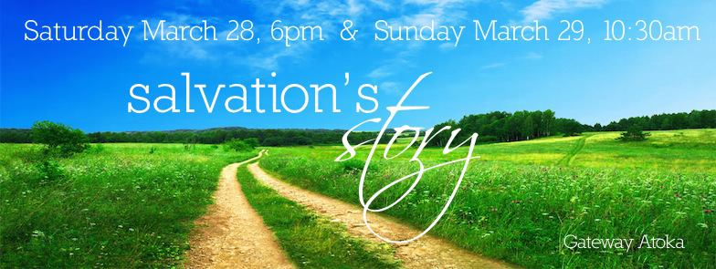 Salvation's Story