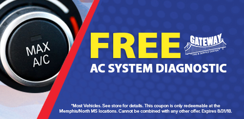 Gateway August Coupons_Free AC Diagnostic