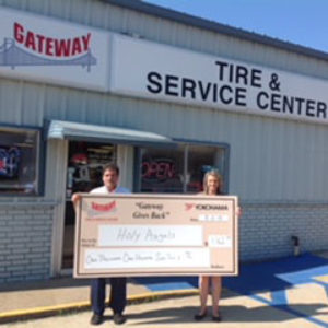 Gateway Gives Back