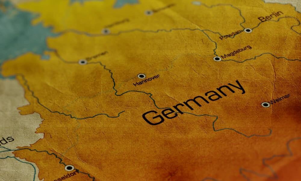 Map_Duitsland