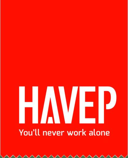 Havep Logo Fashion & Textiel