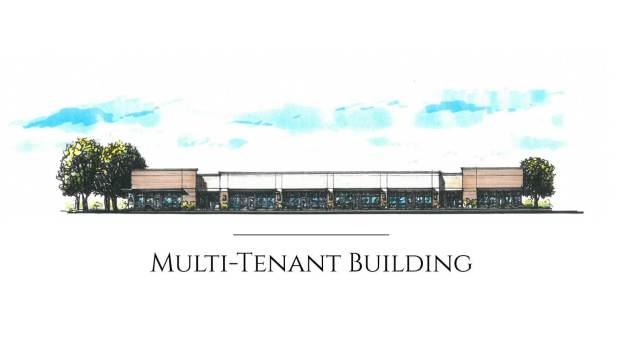 Multi-Tenant-Building