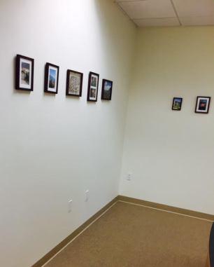 Office Hallway