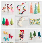 Llama-Rama Holiday Decor Inspiration