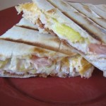 Re-Feature: Chicken Bacon Avocado Wrap