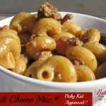 Healthy Kid Friendly Meal Sampling – Mom's Competition (Chili Cheese Mac Recipe)