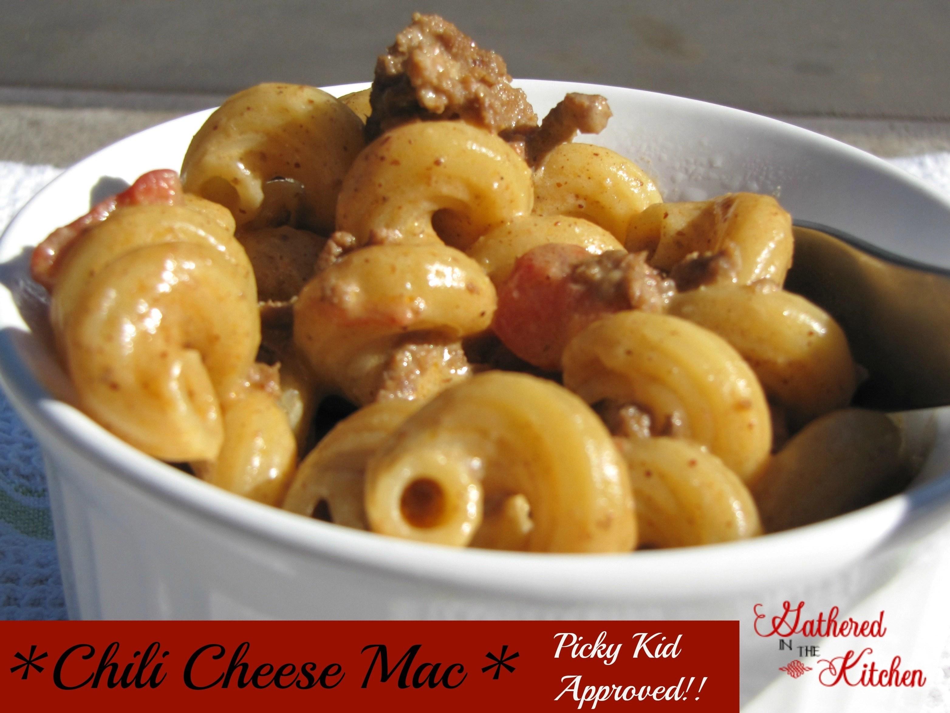 Chili Cheese Mac Recipe
