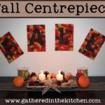 Fall Centerpiece Craft Tutorial – Guest Post