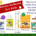 Winter Wellness For Kids with Shaklee