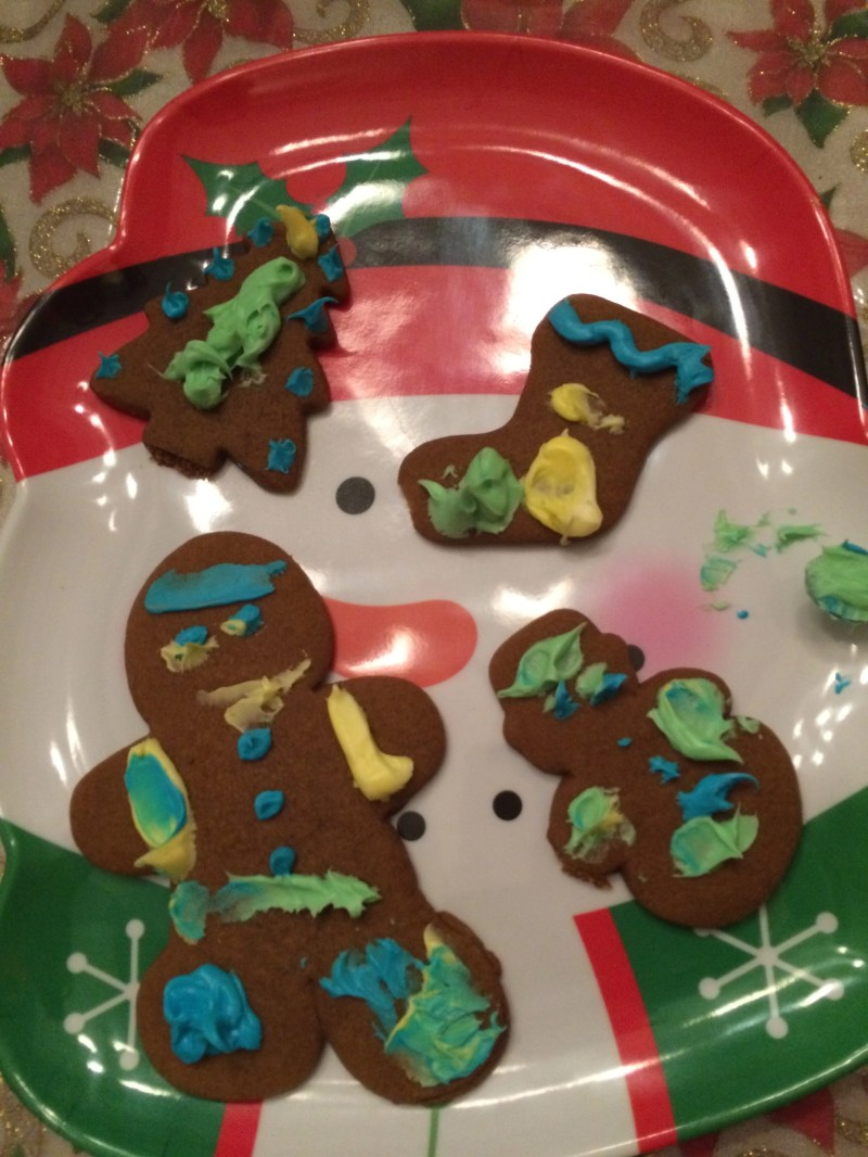 Gingerbread Cookie Decorating Party
