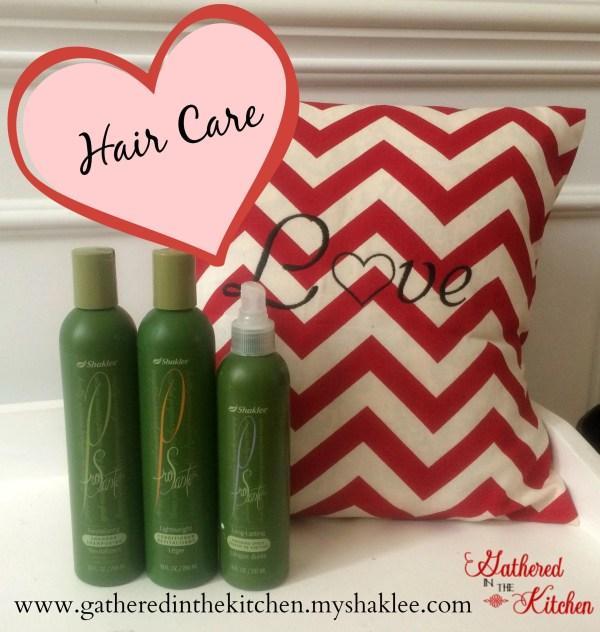 vday- hair care