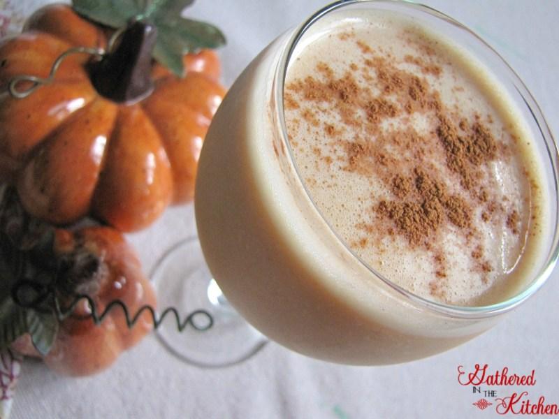 pumpkin smoothee