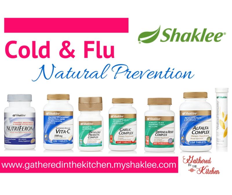 Cold & Flu Natural Prevention