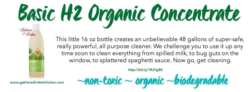 basic h2 organic concentrate
