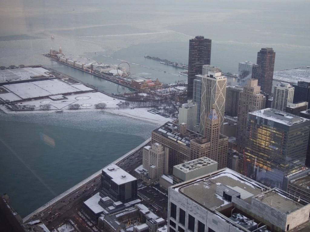 Navy Pier: Chicago, IL