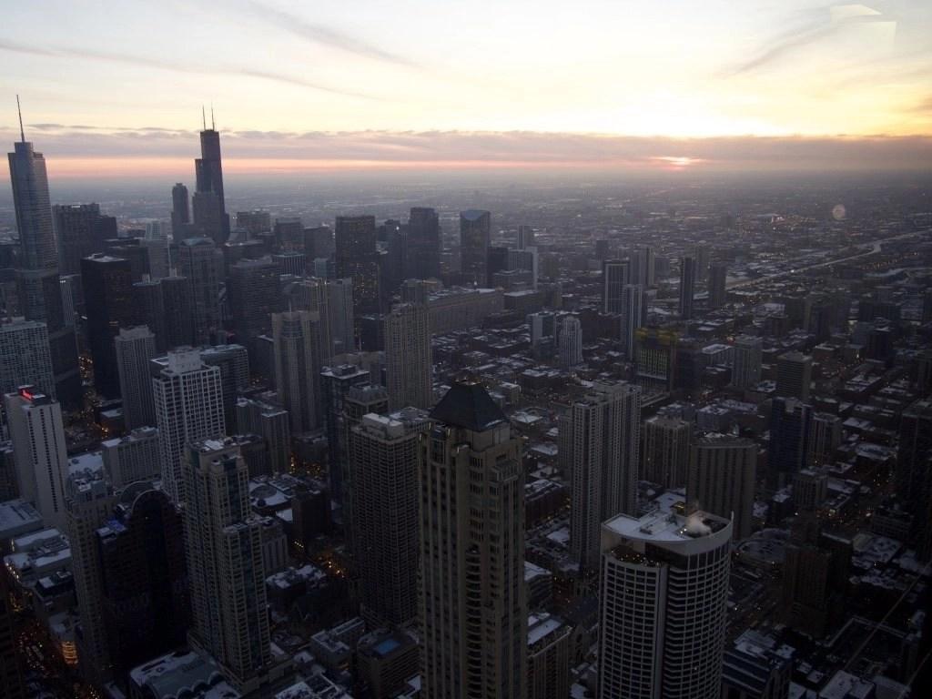 John Hancock Building: Chicago, IL