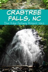 Hiking Crabtree Falls, NC – Blue Ridge Parkway Milepost 339.5