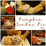 Pumpkin Sundae Pie Ice Cream