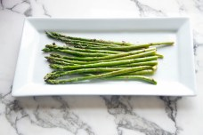 Sauteed Asparagus adapted from Gatheredtable Staff