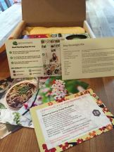The Pho-Nominal Box, All Recipe Cards