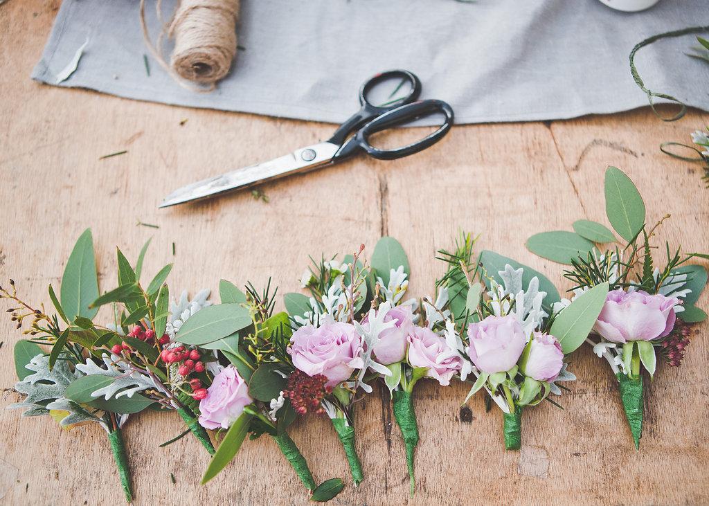 floral crown posies