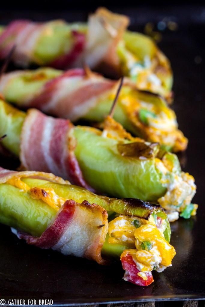 heese Stuffed Banana Peppers