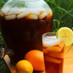 Sunshine Iced Tea
