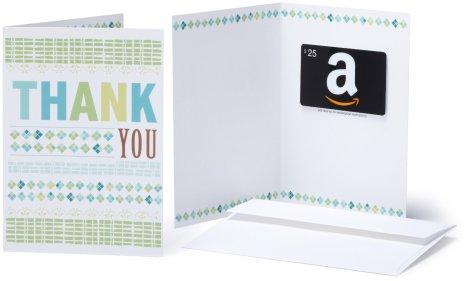 $25 Amazon giftcard