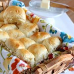 Fluffy Make Ahead Dinner Rolls