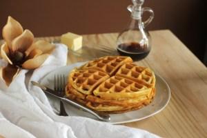 Favorite Buttermilk Waffles