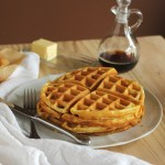 Favorite Buttermilk Waffles