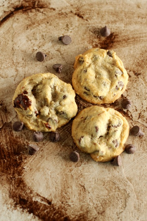 Chocolate chip and chunk cookies | gatherforbread.com