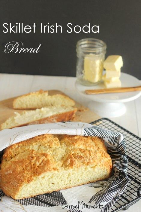 Skillet Irish Soda Bread