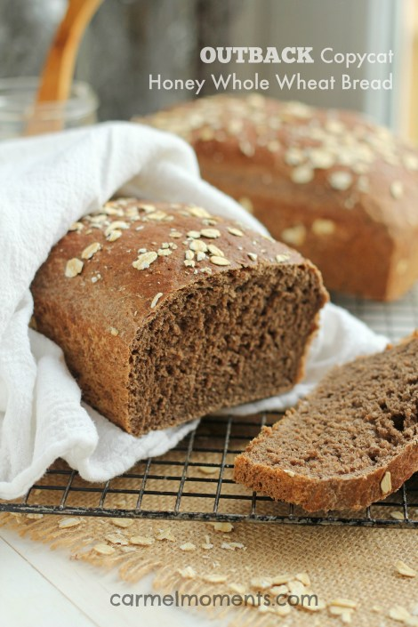 Outback Copycat Honey Whole Wheat Bread2 tex