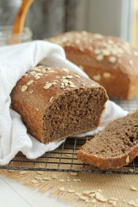 Outback Copycat Honey Whole Wheat Bread