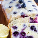 Lemon Blueberry Yogurt Bread {with VIDEO}