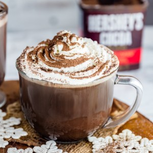 Dark Chocolate Mocha - Delicious dark chocolate mocha with an easy to make recipe. Hot creamy mocha gives the great taste without the big price tag. DIY drink right from your kitchen.